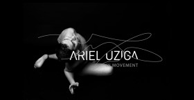Ariel Uziga in movement