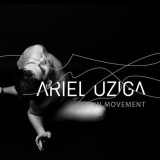 Ariel Uziga in movement